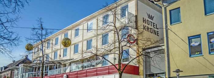 Accogliente Hotel in posizione ideale