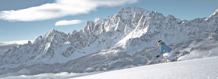 Nel cuore delle Dolomiti