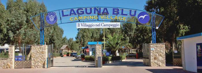 Camping Village immerso nel verde