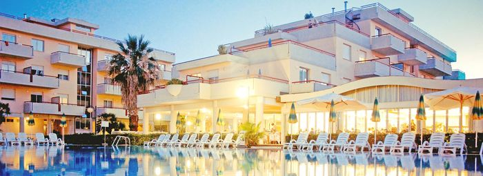 Emejing Hotel Le Terrazze Grottammare Images - Design and Ideas ...