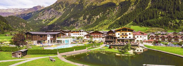 8.000 mq di wellness in Sud Tirolo