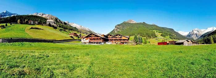 Un'oasi di benessere tra le montagne