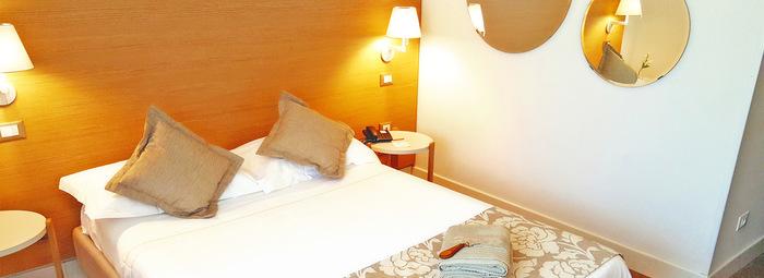 Ambiente familiare in Hotel 4*