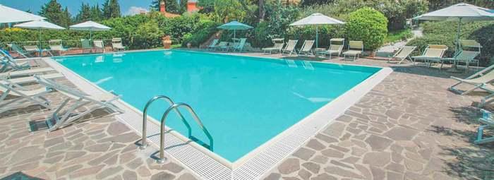 Agriturismo con piscina, 8 posti letto