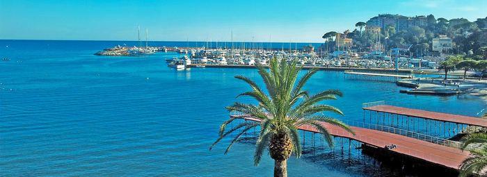 Elegante hotel sul lungomare di Rapallo