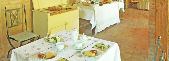 Quiete, accoglienza e buona cucina