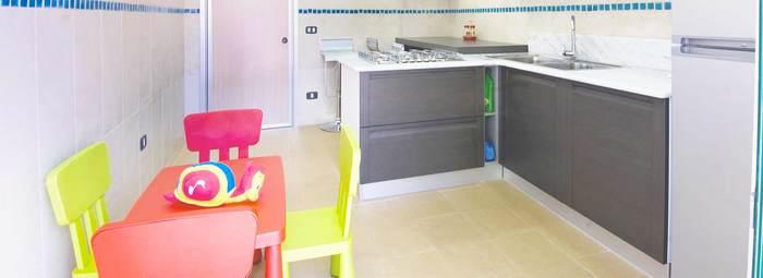 Ideale per famiglie, nella costa del Cilento