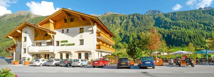 Relax e benessere a 4 km da Ischgl
