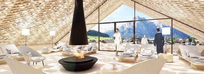 Charme e benessere sull'Alpe di Siusi