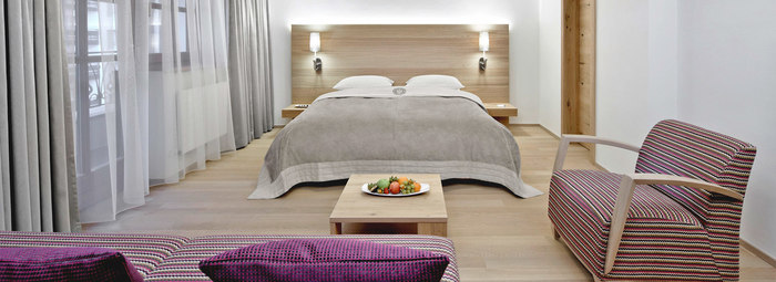 Boutique Hotel con area wellness di 1.000 mq