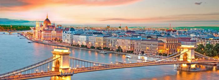 Essenziale 4* nella capitale ungherese
