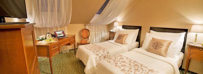 Elegante hotel 4* a 2 km dal centro