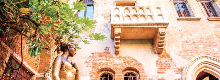 Degustazioni di vino & Relais all'interno del Balcone di Giulietta
