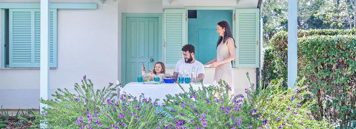Villaggio per famiglie, con animazione e ottima ristorazione