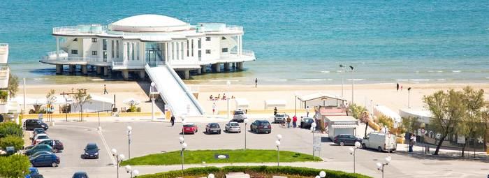 Tra il mare e il centro storico