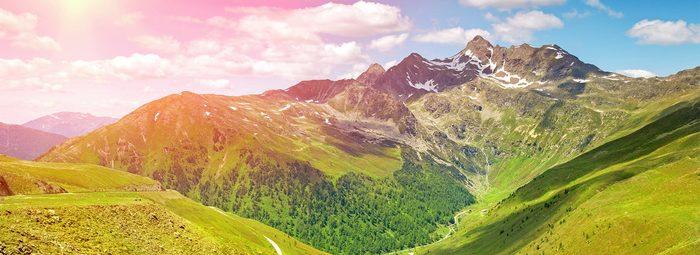 Soggiorno a 1400 metri di altitudine