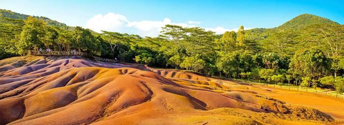 Light Trekking fra i territori incontaminati di Mauritius