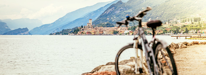 Tour del lago di Costanza in bicicletta