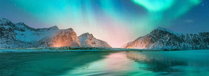 Uno spettacolo indimenticabile a bordo del Postale dei fiordi norvegesi dal 1893