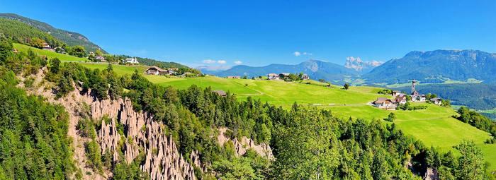 Alla scoperta del Trentino tra arte, natura e gusto