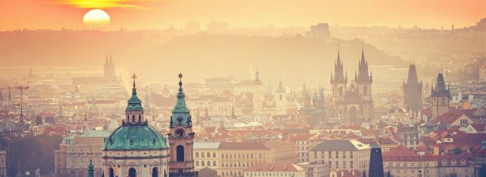 Bratislava e Praga
