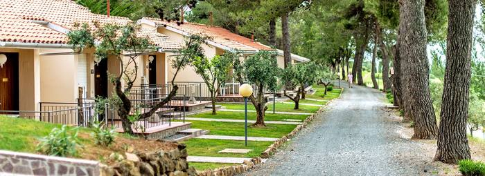 Appartamenti 4* fino a 6 posti nella Maremma Toscana