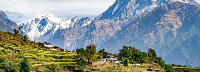 Trekking solidale in Nepal per sostenere una scuola ed un orfanotrofio locali