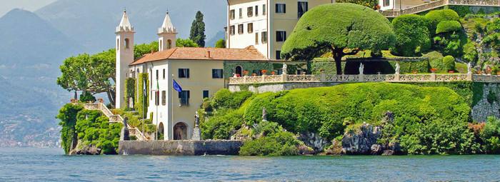 Design hotel sul Lago di Como