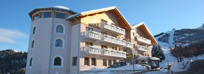 Wellness sulle Dolomiti, vicino alle piste