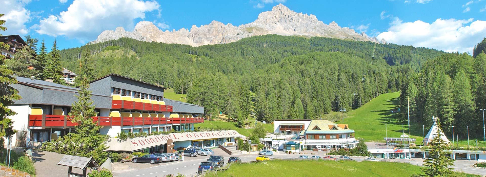 Miglior prezzo Sporthotel Obereggen - Obereggen - Trentino ...