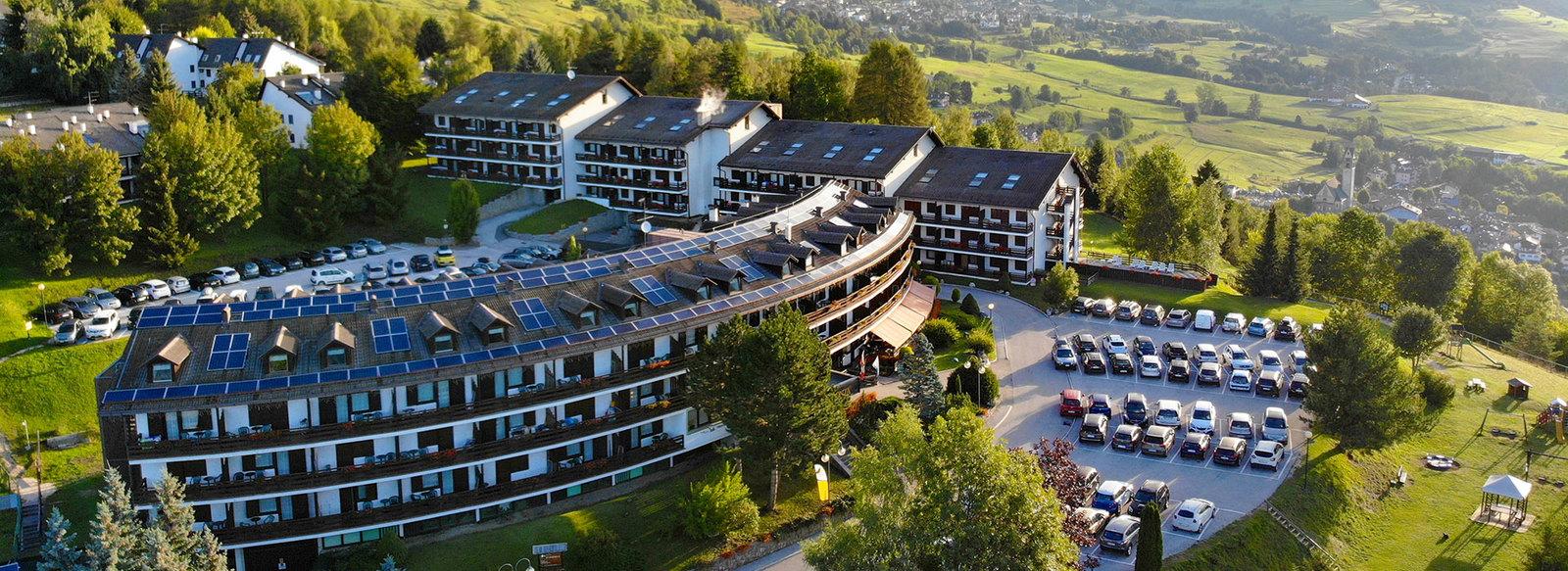 Val di Fiemme, 3 notti in residence, con piscina e miniclub, da € 105