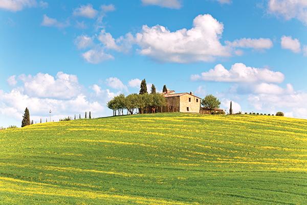 <span>Deliziose strutture nel cuore di ogni regione per vivere l&rsquo;esperienza dell&rsquo;entroterra italiano.</span>