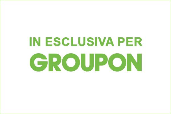 Offerte imbattibili in esclusiva per Groupon