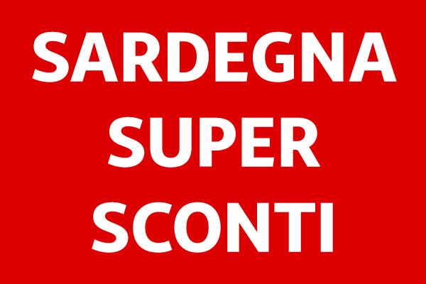 Scopri il meglio della Sardegna ai prezzi più scontati