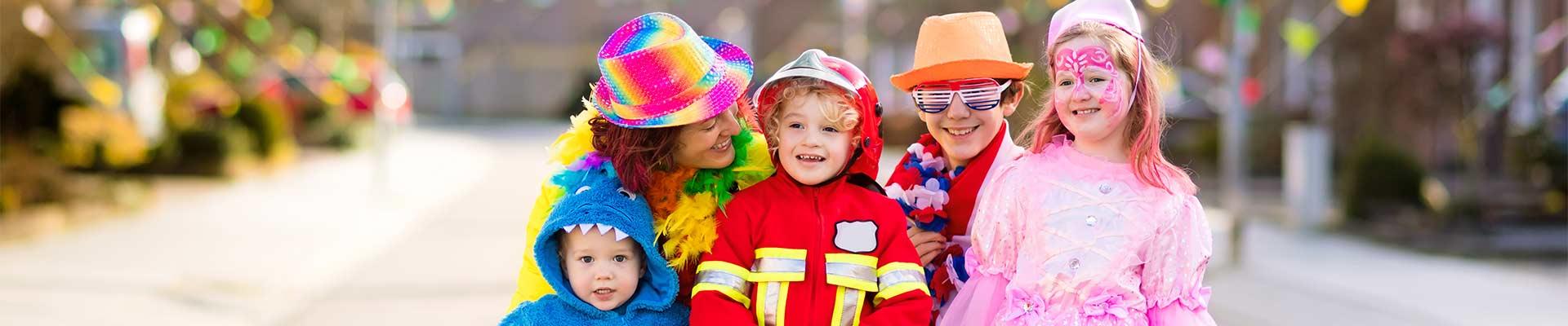 <span>Un Carnevale indimenticabile nelle pi&ugrave; belle citt&agrave;</span>