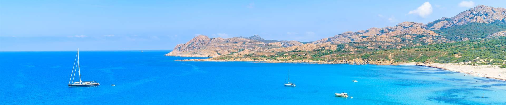 Un'isola da scoprire, tra spiagge e mare