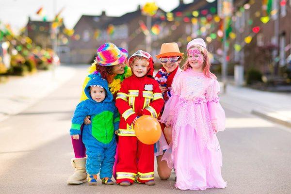 <span>Un Carnevale indimenticabile nelle più belle città</span>