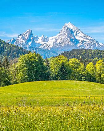 In montagna per un soggiorno tra natura e benessere