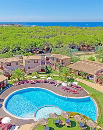 Residence e appartamenti per una vacanza in libertà in Sarde
